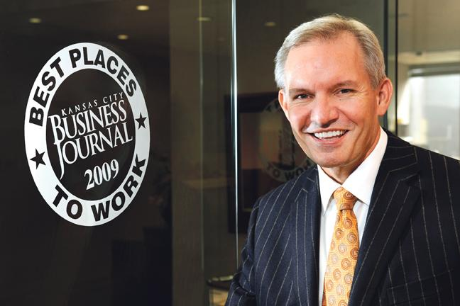 "Greg Graves, CEO of Burns & McDonnell, says ""This is a place people come when they are ready for a career, not just a job."" In addition to Fortune magazine's recent recognition, Burns & McDonnell is a six-time winner of the Kansas City Business Journal's ""Best Places to Work"" contest."