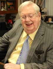 James Nutter is selected as the chamber's Kansas Citian of the Year.