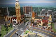 The Country Club Plaza is found in Lego form in the Miniland section of Legoland Discovery Center.