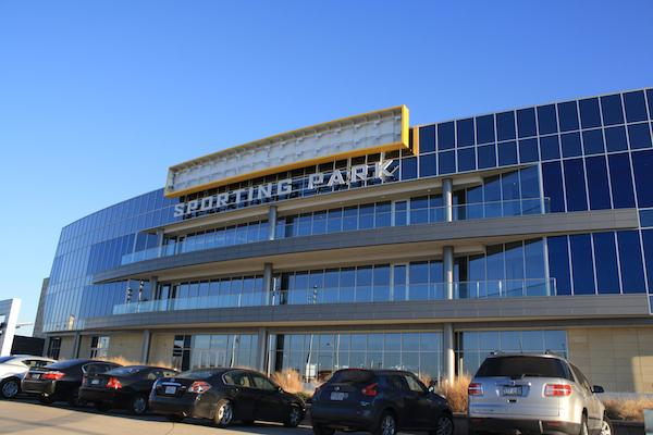 The Livestrong sign was removed from Sporting Kansas City's stadium; it's now referred to as Sporting Park.