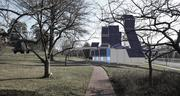 Sun Pavilion by Generator Studio, with artist Tm Gratkowski, Brightergy Solar Solutions and Thornton Tomasetti.
