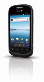 Sprint tries out budget-priced smartphone
