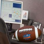 Avoid penalty flags for Super Bowl betting at work