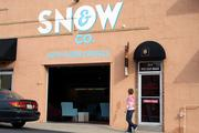 Snow & Co., a two-month-old establishment at 1815 Wyandotte St., adds a frozen element to its cocktails.