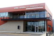 The Lyric Opera of Kansas City's new facility includes two buildings: a 24,000-square-foot administration building and a 36,000-square-foot Production Arts building.