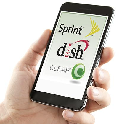 Clearwire's planned merger with Sprint is contingent on  the approval of SoftBank's $20.1 billion acquisition of a 70 percent  stake in Sprint. Dish Network Corp. has offered a competing bid for Clearwire.