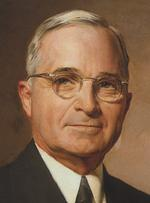 The buck, or lack thereof, stops <strong>Truman</strong> fans