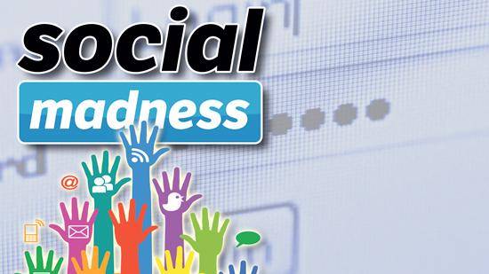 Vote again on the Social Madness voting page and continue to increase your followers on Facebook, LinkedIn and Twitter.