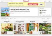 Sutherland Lumber Co.'s Pinterest page offers do-it-yourself and home improvement projects.