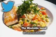 Seasonal quinoa with salmon at The Westside Local in Kansas City@westsidelocal, 1,280 Twitter followershttp://thewestsidelocal.com/