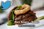 Inside Out burger from Blanc Burgers + Bottles in Kansas City and Leawood@blancburgers, 3,407 followershttp://www.blancburgers.com/