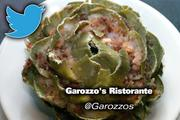 A stuffed artichoke at Garozzo's Ristorante, which has locations in Kansas City, Overland Park, Lee's Summit and Olathe@Garozzos, 2,326 followershttp://www.garozzos.com/