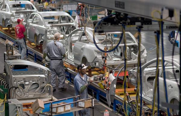 The Fairfax plant produces the Chevrolet Malibu and the Buick LaCrosse.