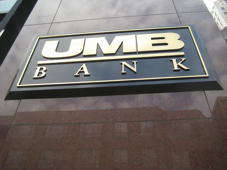 UMB Bank is venturing into Texas for the first time with a new office in Dallas.