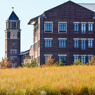 Sprint's campus in Overland Park