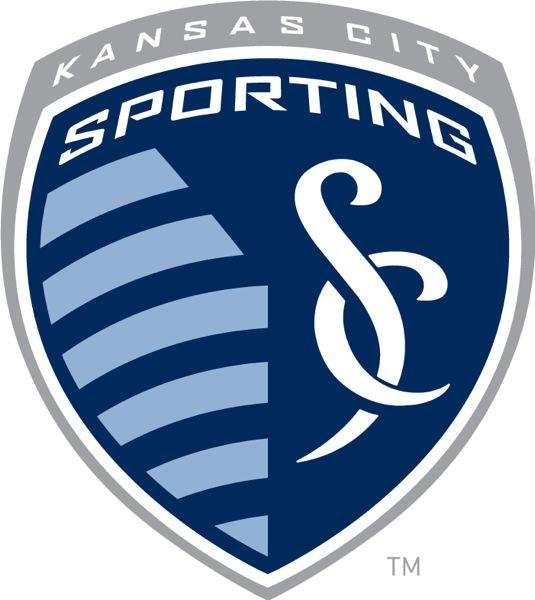 The new Sporting Kansas City soccer team logo has multiple meanings, with the shape a nod to the original team logo and the 13 stripes representing the number of players on the field.