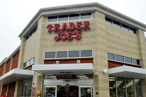 A rezoning request has not yet been submitted for a shopping center that could include a Trader Joe's in Greensboro.