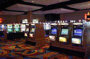 Hollywood Casino is opening with 2,000 slot machines on the gambling floor.