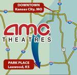 AMC Entertainment will move its headquarters to Leawood's Park Place