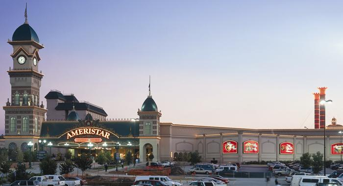 Ameristar Casino Hotel Kansas City has a new executive chef.