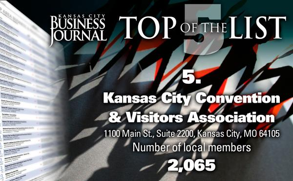 Click through this slide show to see the Kansas City area's top 5 business and professional associations.