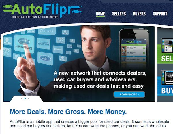 Automotive Technology Services Inc., the startup behind app AutoFlipr.com, has picked Overland Park as its headquarters.