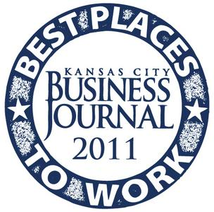 Kansas City Business Journal Best Places to Work logo