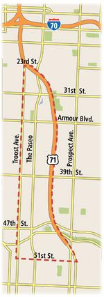 Greater Kansas City Chamber targets Troost Corridor for Big 5 initiative