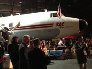 The Big Kansas City conference at the National Airline History Museum is taking place inside Hangar 9 on the campus of the Charles B. Wheeler Downtown Airport.