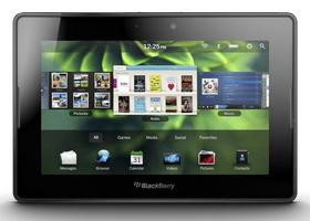 Sprint's BlackBerry PlayBook tablet computer