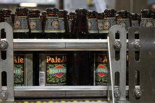 Boulevard Brewing Co. plans to open a holiday store on the Country Club Plaza — but don't expect to get your beer there.