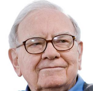 Warren Buffett, chairman and CEO of Berkshire Hathaway