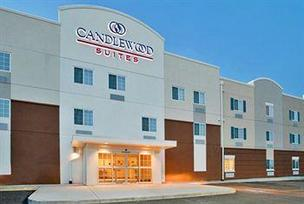 Candlewood Suites, Champion Hotels, Comfort Inn, Kansas City International Airport