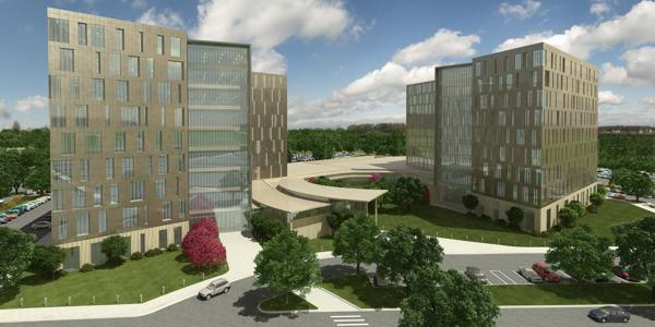 Cerner Corp. plans to break ground on its Kansas City, Kan., campus on Tuesday.