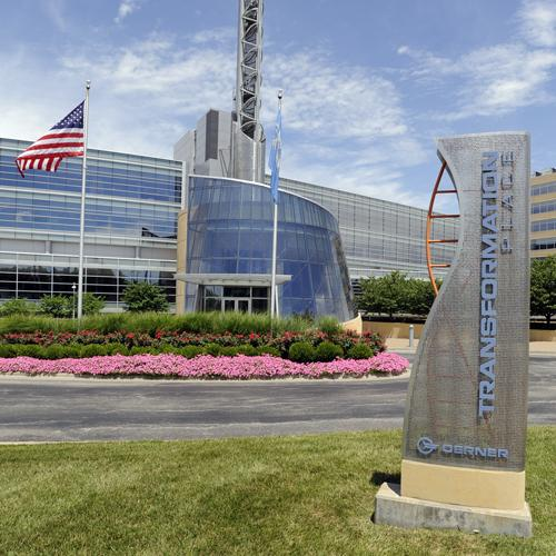 Cerner Corp. is based in North Kansas City.