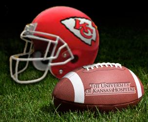 The Kansas City Chiefs have made the University of Kansas Hospital the team's official health care provider.