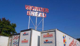 Hostess is selling most of its bread brands, including Wonder, to Flowers Foods.