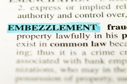 Employers need to watch out for embezzlement this holiday season, according to the Association of Certified Fraud Examiners.