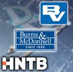 Black & Veatch, HNTB, Burns & McDonnell rank among top design firms
