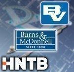 Black & Veatch, HNTB, Burns & McDonnell rank among top design firms