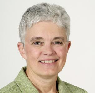 Dr. Melinda Estes, new CEO of Saint Luke's Health System in Kansas City