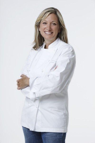 The American Restaurant's Debbie Gold, a winner of the prestigious James Beard award, plans a benefit dinner Sunday.