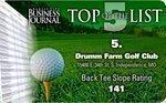 Top of the List: Kansas City-area public golf courses