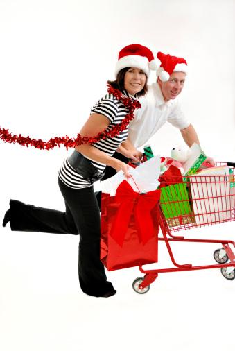 If you still haven't finished all of your Christmas shopping, you're in good company. Most Americans haven't either.