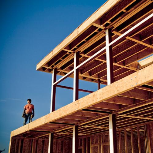 Kansas City-area home-building activity improved modestly in September.