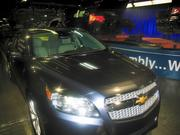 The 2013 Chevrolet Malibu is produced at the General Motors Fairfax Assembly Plant in Kansas City, Kan.