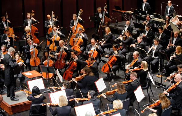 The Kansas City Symphony will appear more often in the new Kauffman Center for the Performing Arts than any other company.
