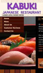 Crown Center, Kabuki Japanese Restaurant patch up spat