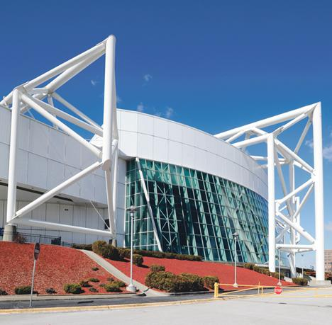 Kansas City's Kemper Arena will be razed and replaced with an Agricultural Events Center.
