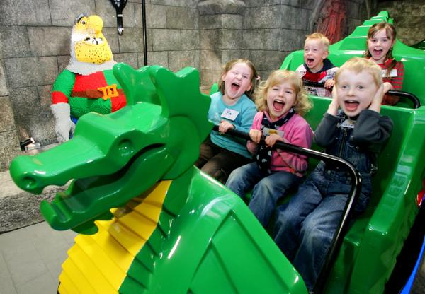 Merlin Entertainments plans a $15 million Legoland Discovery Center at Crown Center in Kansas City.